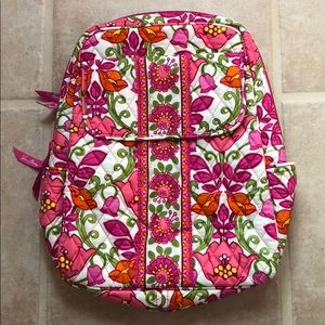 NWT Vera Bradley backpack in Lilli Bell
